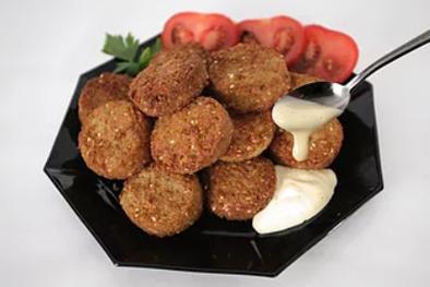 Falafel Croquette